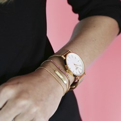 Zilveren goldplated armband bar__1054259__1__thumb