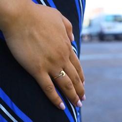 Zilveren ring goldplated galaxy maan__1055872__1__thumb