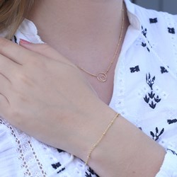 Goldplated set met armband en ketting__1055610__1__thumb
