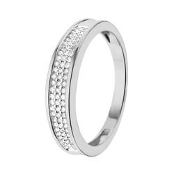 14 Karaat witgouden ring met diamant 0,20CT__1057476__0__thumb