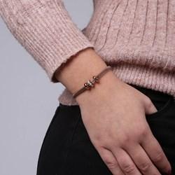 Stalen armband mesh roseplated met kristal__1058698__1__thumb