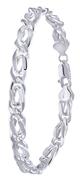 Herrenarmband aus Silber (1003183)