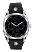 Regal horloge zwarte leren band R26801-267 (1008420)