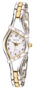 Moretime Armbanduhr zweifarbig 'M19376-112' (1011718)