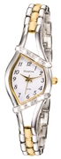 Moretime horloge bicolor 'M19376-112' (1011718)