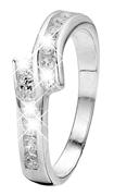 925 Silber-Ring mit Zirkonia (1014055)