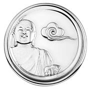 Stalen chunk Buddha (1018361)