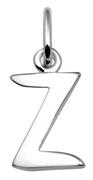 Zilveren  letterhanger Z (1018505)