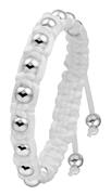 Byoux armband wit (1019674)