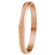 Stalen armband bangle roseplated (1022242)