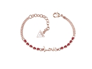 Guess roseplated armband met Swarovski kristal (1034972)