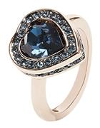 Guess goldplated ring Swarovski (1036022)