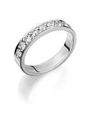 Palladium trouwring  diamant Betula H212P (1036528)