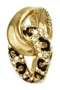 Vergoldeter Guess-Ring mit Swarovski (1037437)