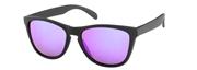 Montini zonnebril zwart met paarse glazen (1044466)