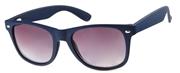 Blauwe matte zonnebril (1049466)