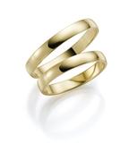 375 Gold Trauring Senna Damen H10 (1049504)