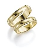 9 Karaat trouwring Madelief Dames H18 (1049548)