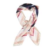 Sjaaltje met roze vierkantjes (1057124)