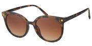 Dames zonnebril met bruine frame (1061625)