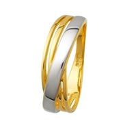 Ring, 585 Gold, zweifarbig (27972865)