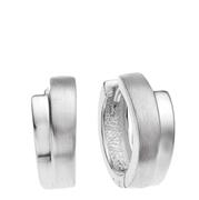 Ohrringe, 925 Silber, matt/glänzend (35015316)