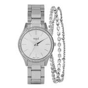Regal Armbanduhr & Armband in Geschenkbox (1056422)