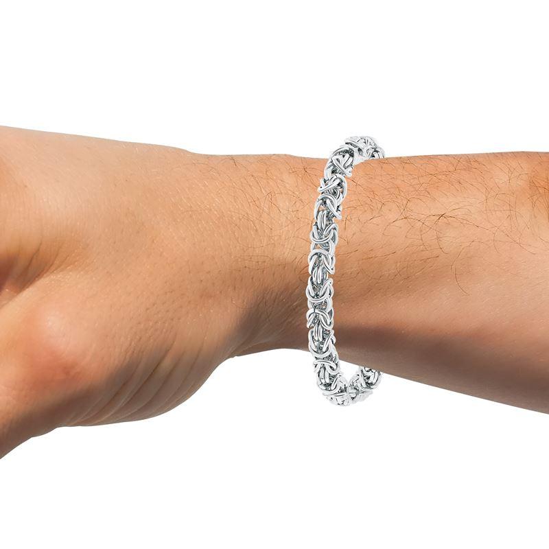 Stalen armband koningsschakel__1034730__1