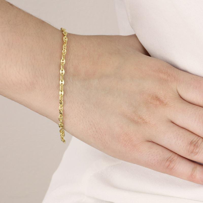 9 Karaat armband fantsie__1047161__2