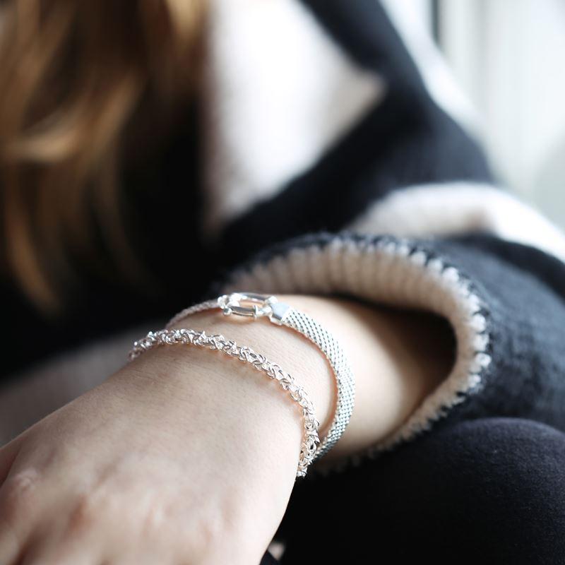 Zilveren armband fantasie__1020183__1