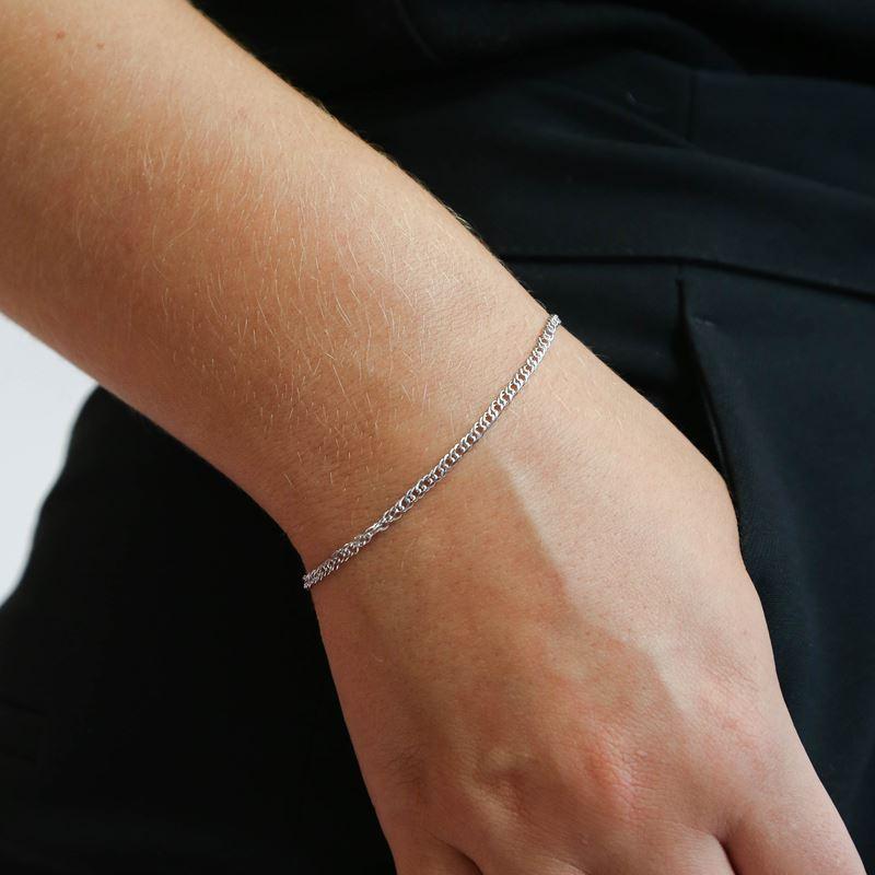 Zilveren armband bolletjes__1052212__1